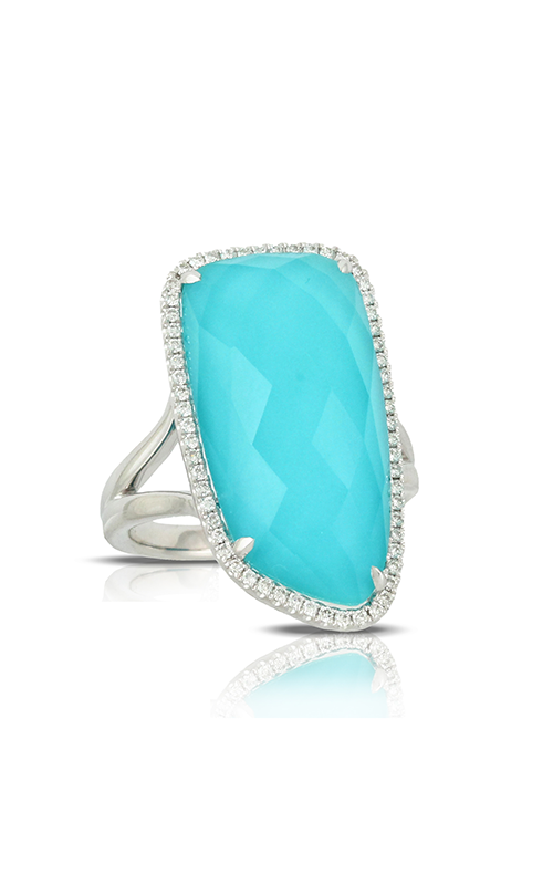 Doves by Doron Paloma St. Barths Blue Fashion ring R7112TQ product image