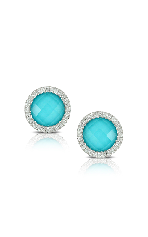 Doves by Doron Paloma St. Barths Blue Earring E7110TQ product image
