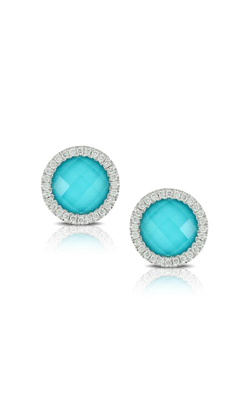 Doves by Doron Paloma St. Barths Blue Earrings E7110TQ product image
