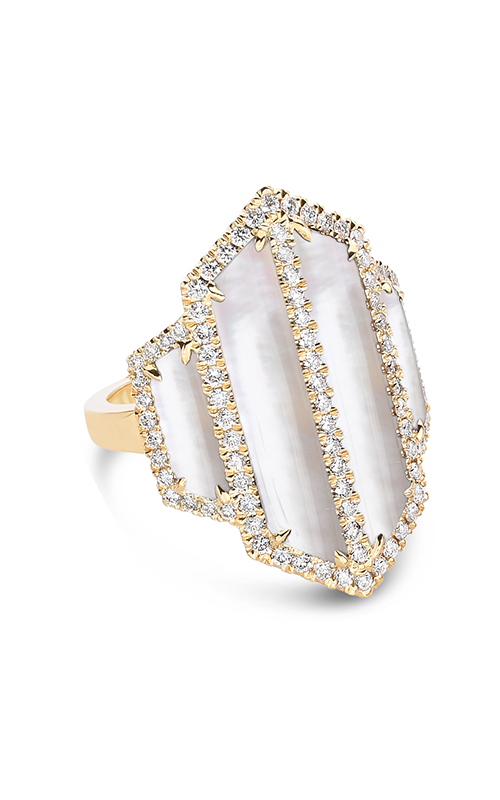 Doves by Doron Paloma White Orchid Fashion ring R7017WMP product image