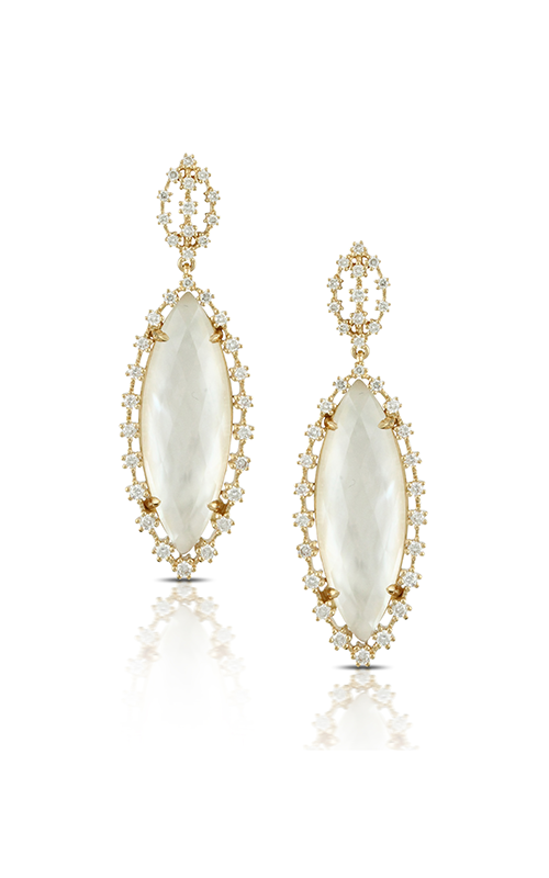 Doves by Doron Paloma White Orchid Earring E6565WMP product image