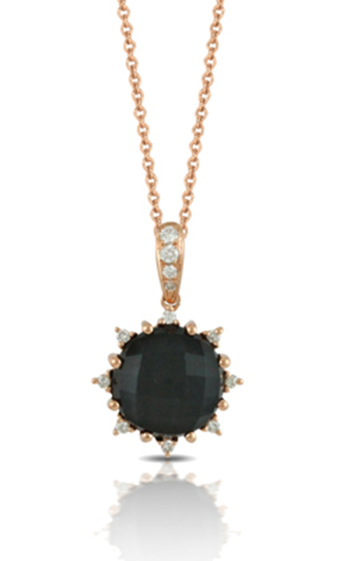 Doves by Doron Paloma Haute Hematite Necklace P7406HM product image
