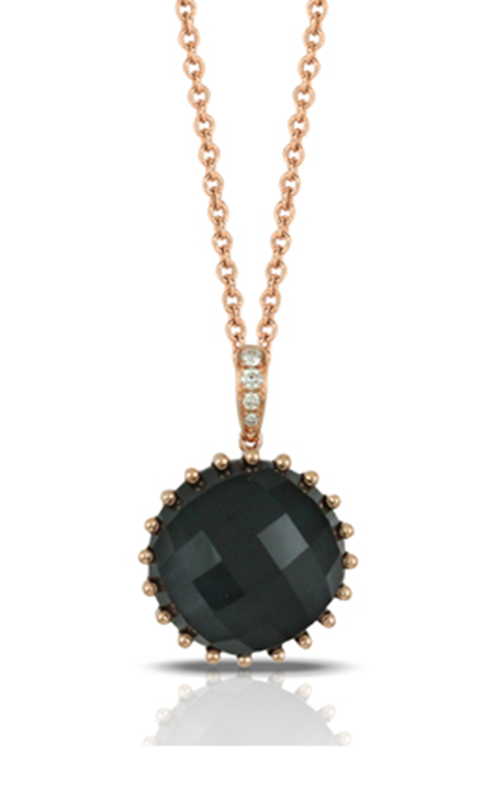 Doves by Doron Paloma Haute Hematite Necklace P7404HM product image