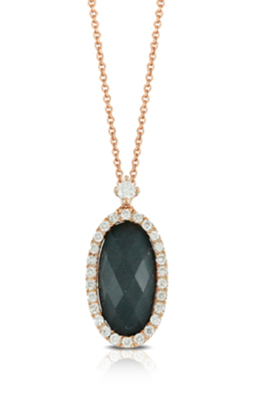 Doves by Doron Paloma Haute Hematite Necklace P7223HM product image