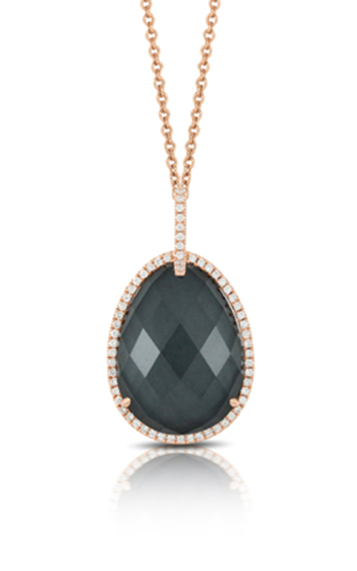 Doves by Doron Paloma Haute Hematite Necklace P7031HM product image