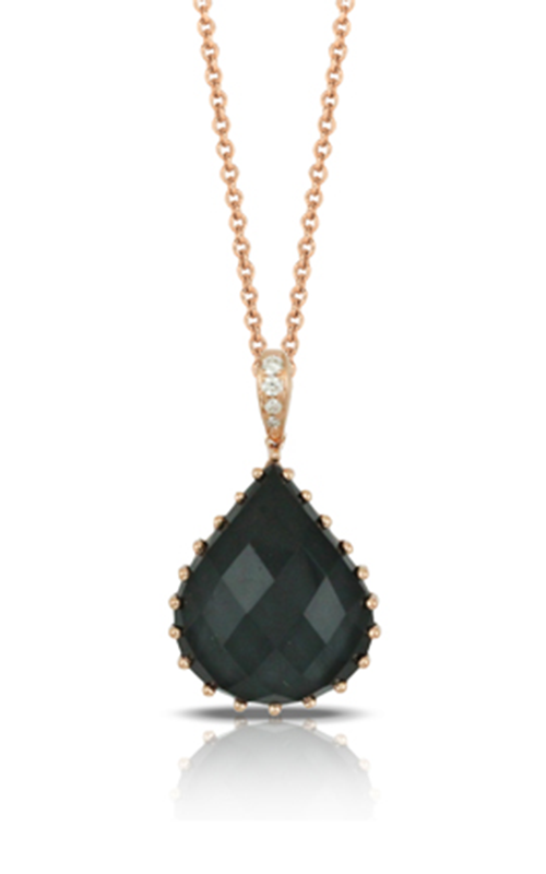 Doves by Doron Paloma Haute Hematite Necklace P6909HM product image