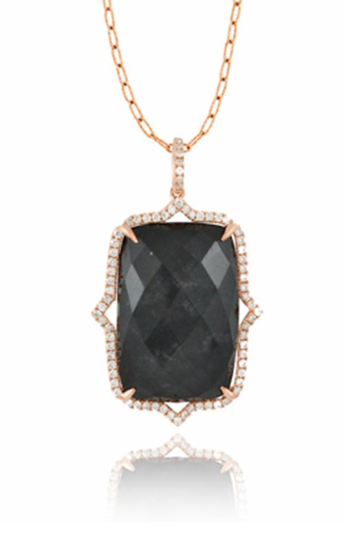 Doves by Doron Paloma Haute Hematite Necklace P6905HM product image