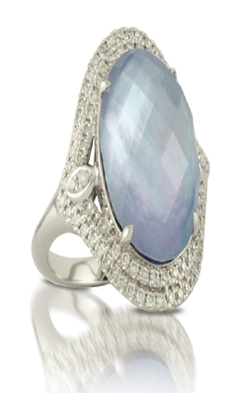 Doves by Doron Paloma Ivory Sky Fashion ring R6301LMW product image