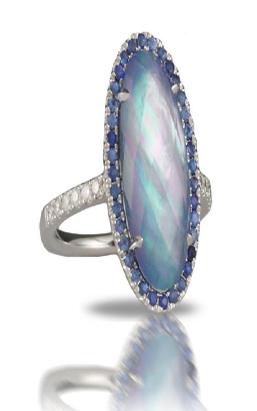 Doves by Doron Paloma Ivory Sky Fashion ring R6269SLMW product image