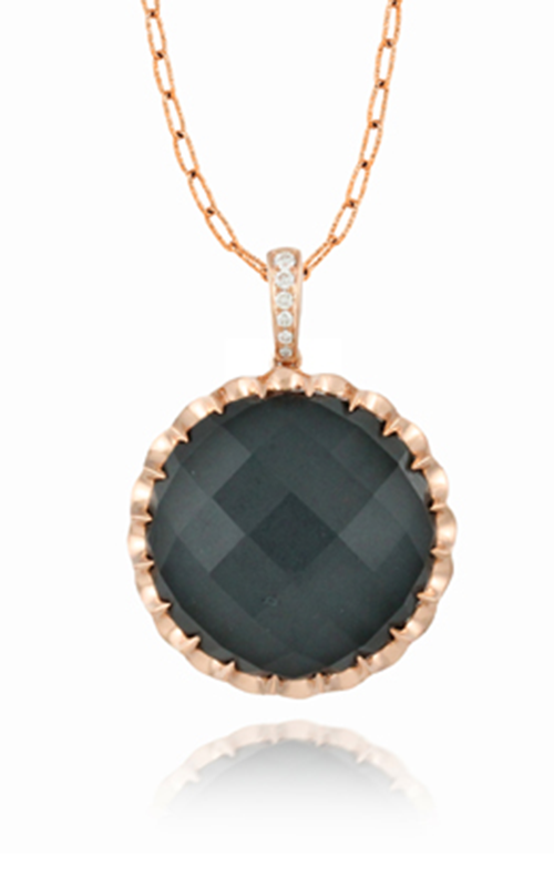 Doves by Doron Paloma Haute Hematite Necklace P6574HM product image