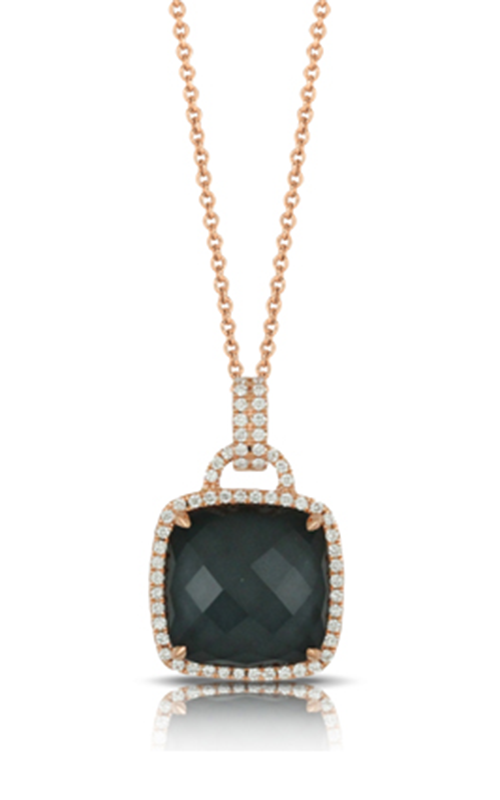 Doves by Doron Paloma Haute Hematite Necklace P6290HM product image