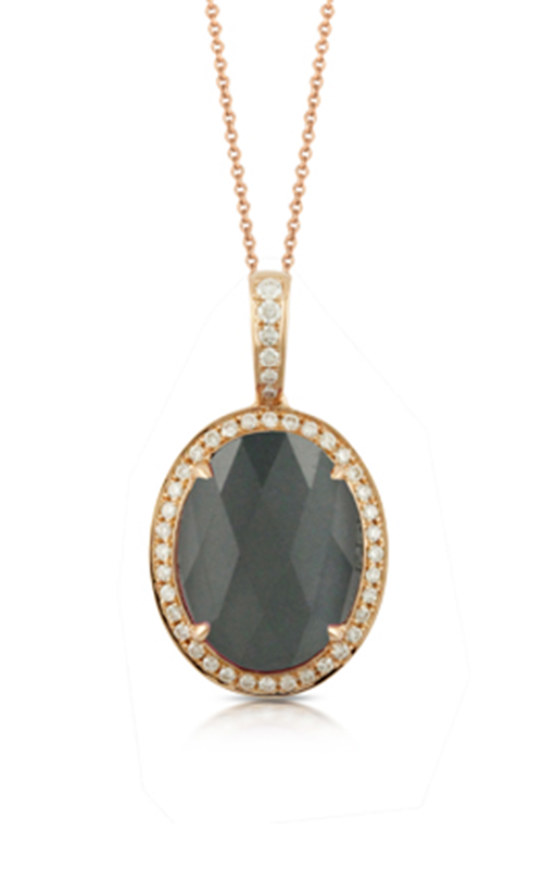 Doves by Doron Paloma Haute Hematite Necklace P6266HM product image