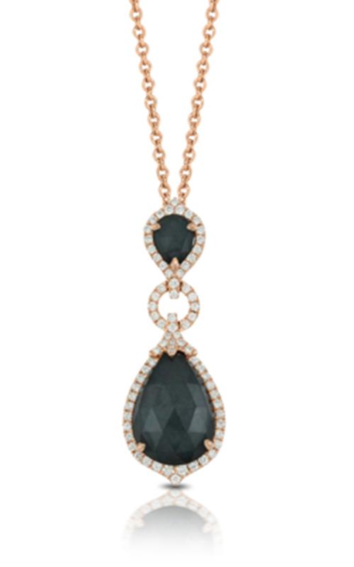 Doves by Doron Paloma Haute Hematite Necklace P6239HM product image