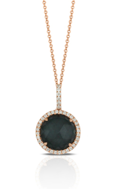 Doves by Doron Paloma Haute Hematite Necklace P6238HM product image
