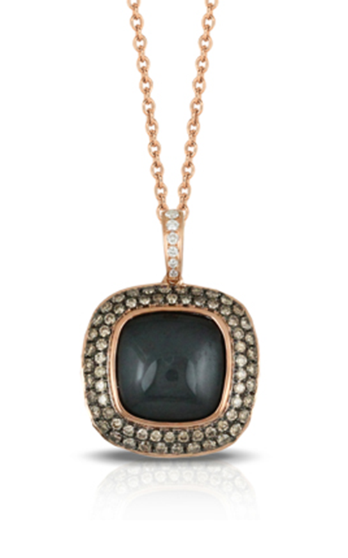 Doves by Doron Paloma Haute Hematite Necklace P6230BHM product image