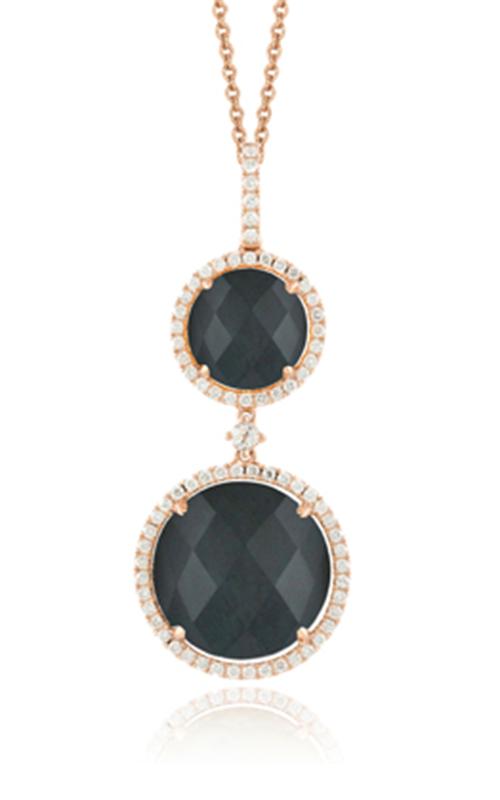 Doves by Doron Paloma Haute Hematite Necklace P6196HM product image