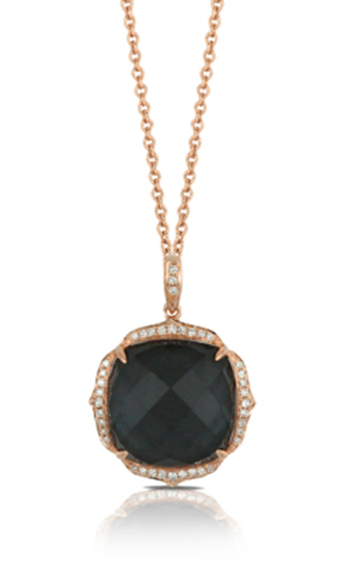 Doves by Doron Paloma Haute Hematite Necklace P6164HM product image