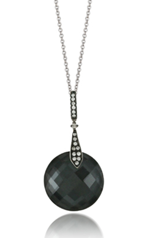 Doves by Doron Paloma Haute Hematite Necklace P6152HM product image