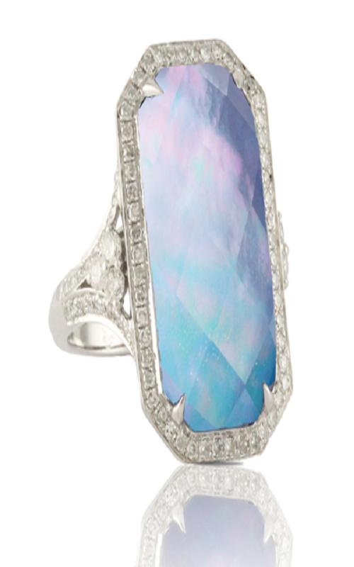 Doves by Doron Paloma Ivory Sky Fashion ring R6215LMW product image