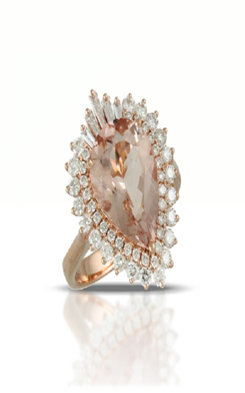 Doves by Doron Paloma Rosé Fashion ring R8133MG product image