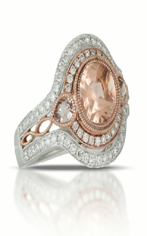 Doves by Doron Paloma Rosé Fashion ring R8116MG product image