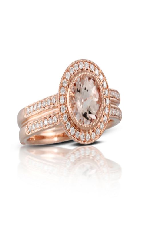 Doves by Doron Paloma Rosé Fashion ring R4033MG product image