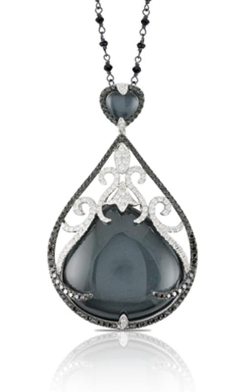 Doves by Doron Paloma Haute Hematite Necklace P6016BHM product image