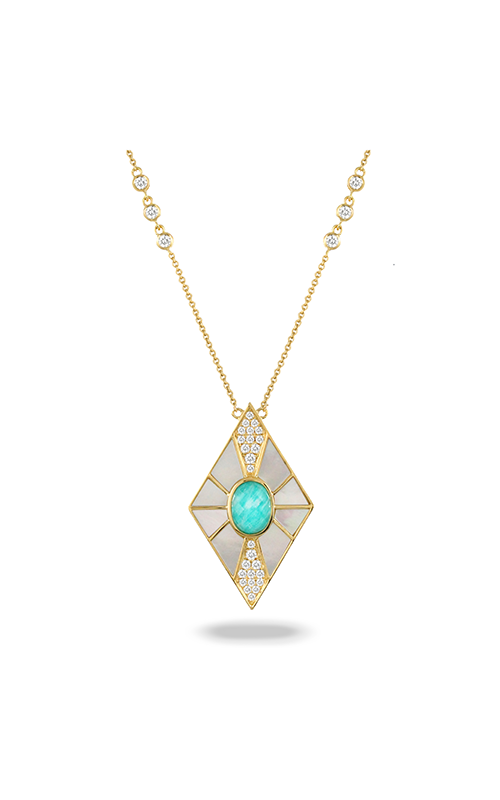 Doves by Doron Paloma Amazon Breeze Necklace N9029AZMP product image