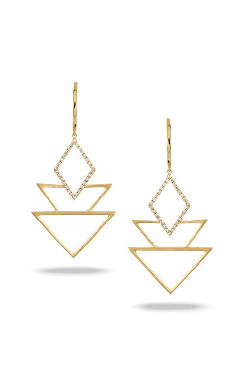 Doves by Doron Paloma Diamond Fashion Earring E9143 product image