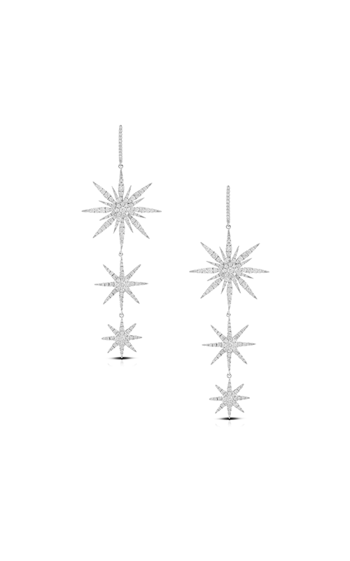 Doves by Doron Paloma Diamond Fashion Earring E8553 product image