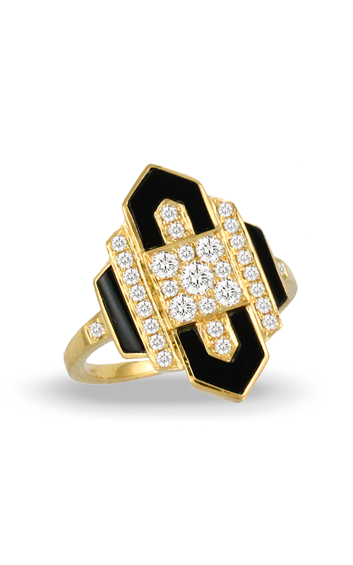 Doves by Doron Paloma Gatsby Fashion ring R9022BO product image