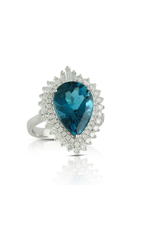 Doves by Doron Paloma London Blue Fashion ring R8063LBT product image
