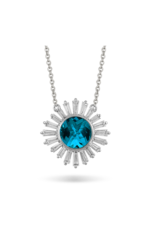 Doves by Doron Paloma London Blue Necklace N8890LBT product image