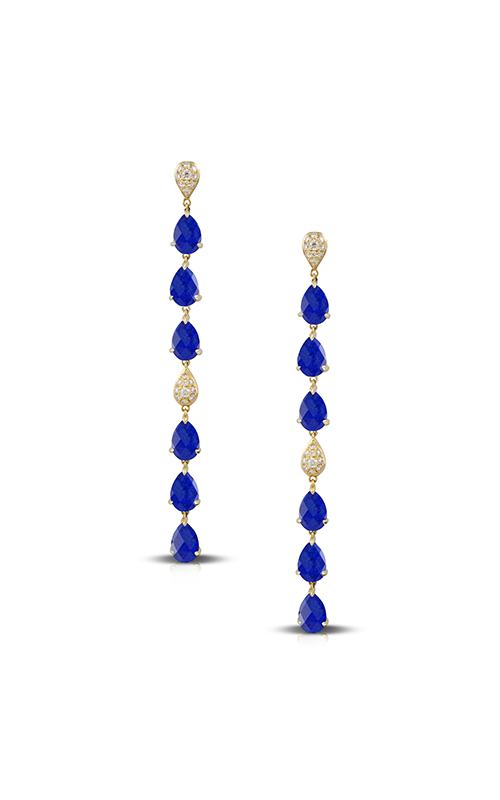 Doves by Doron Paloma Royal Lapis Earrings E8665LP product image