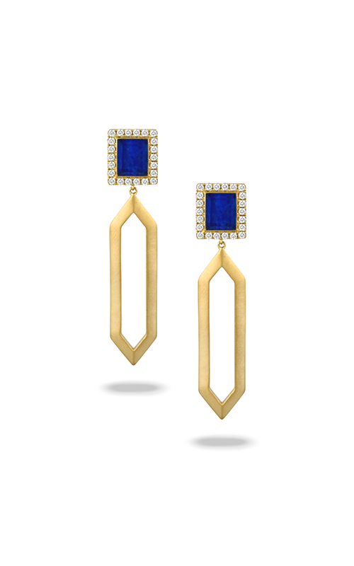 Doves by Doron Paloma Royal Lapis Earrings E9004LP product image