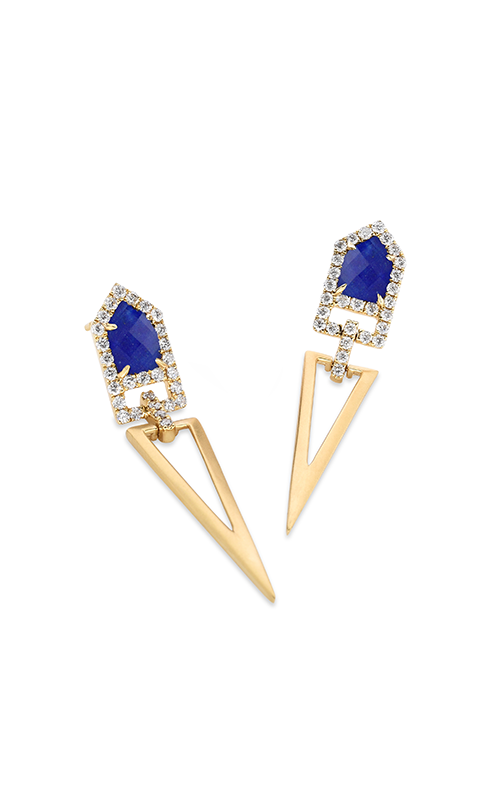 Doves by Doron Paloma Royal Lapis Earrings E8015LP product image
