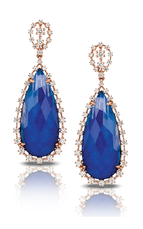 Doves by Doron Paloma Royal Lapis Earrings E6566LP product image