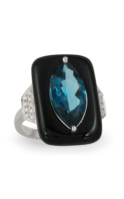 Doves by Doron Paloma London Blue Fashion ring R9223BOLBT product image