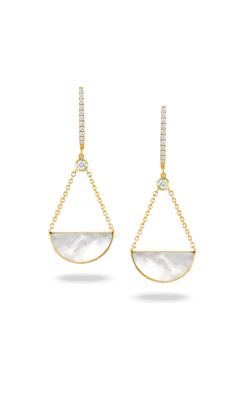 Doves by Doron Paloma White Orchid Earring E9032WMP-1 product image