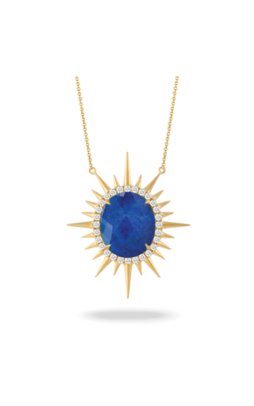 Doves by Doron Paloma Royal Lapis Necklace N9131LP product image