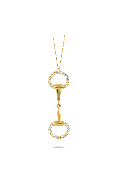 Doves by Doron Paloma Equestrian Necklace N9764 product image