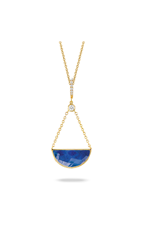 Doves by Doron Paloma Royal Lapis Necklace P9032LP-1 product image