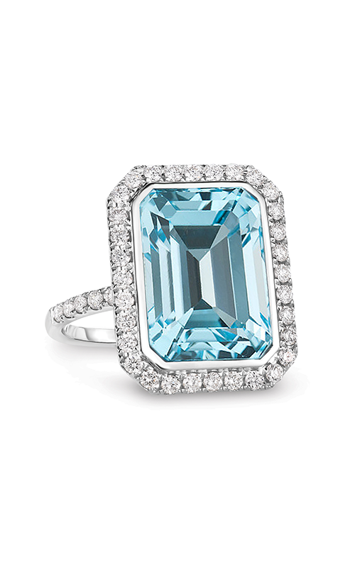 Doves by Doron Paloma Sky Blue Fashion ring R8266BT product image