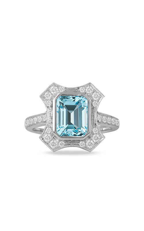 Doves by Doron Paloma Sky Blue Fashion ring R9580BT product image