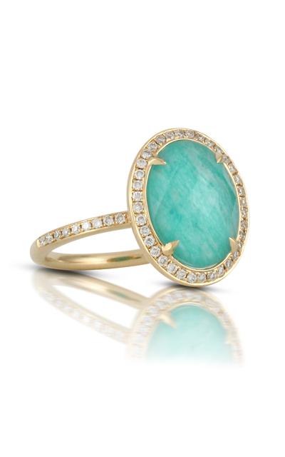 Doves Amazonite Rings R6266AZ product image