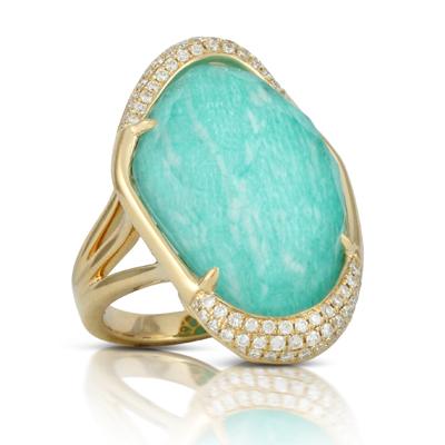 Doves Amazonite Rings R6584AZ product image