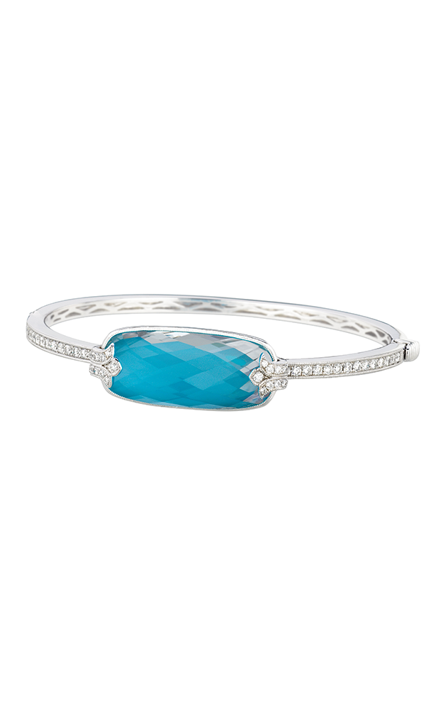Doves by Doron Paloma St. Barths Blue Bracelet B6088TQ product image