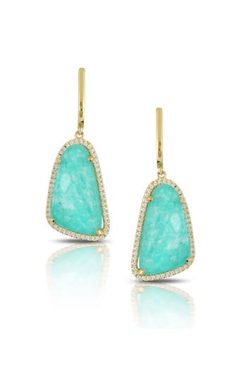 Doves by Doron Paloma Amazonite Earring E7275AZ product image