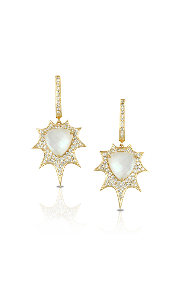 Doves by Doron Paloma White Orchid Earrings E7687WMP product image