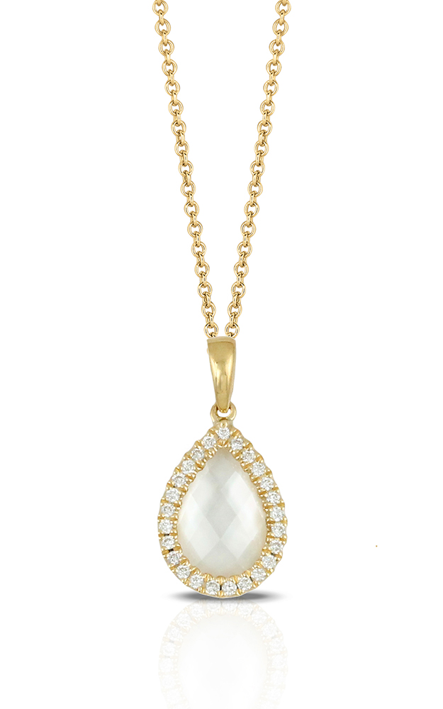 Doves by Doron Paloma White Orchid Pendant P7106WMP product image